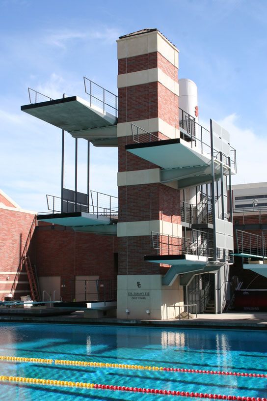 Dr. Sammy Lee Dive Tower